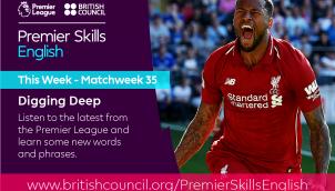 Matchweek 35 - Digging Deep