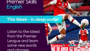 This week - In deep water
