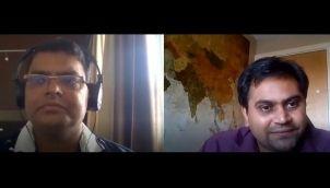 ஹலோ துபாய்  பிரசன்னா ராமன் கிரிக்கெட் உயர் செயல்திறன் ஆய்வாளர் உடன் ஸ்வர்யசமான நேர்காணல்