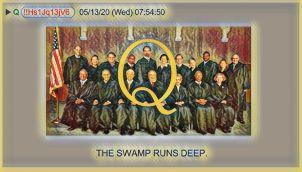 300 Qanon Vid May 13, 2020 - The Swamp Runs Deep