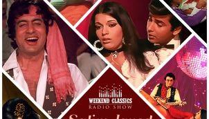 Weekend Classic Radio Show | Salim Javed Special | Hum Diwana Dil | Khaike Paan Banaras Wala