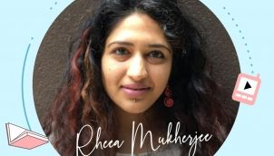 2.9: Rheea Mukherjee - Exploring Unconventional Relationships and Lives Through Fiction