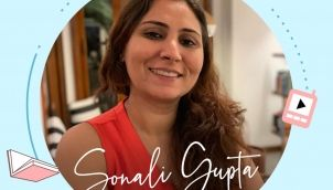 2.6: Sonali Gupta - Writing About Anxiety During the Pandemic