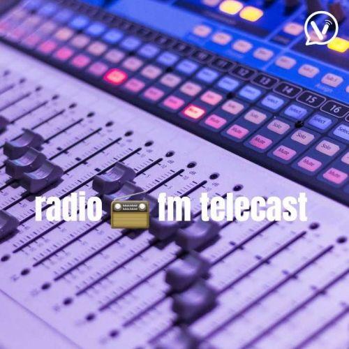 Radio Fm Telecast And Broadcast