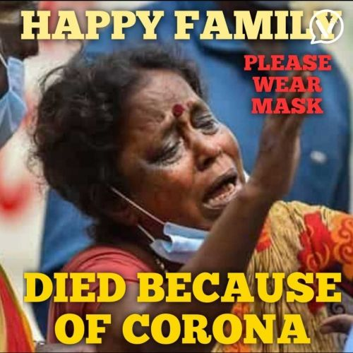 WHOLE FAMILY DIED | BECAUSE OF CORONA