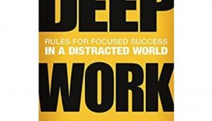 #22 Deep Work   ഡീപ് വര്ക്ക്