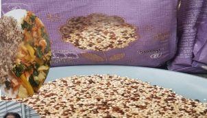 Quinoa(கீன்வா) london இல் இளைஞர்கள் சமீபகாலமாக healthy சாப்பாட்டாக இதை சாப்பிடுகிறார்கள் .அனுபவம்
