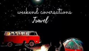 S5 E10 | Travel | Weekend Conversations | Ft. Samvedh Sagas | Part 1 | Telugu podcast