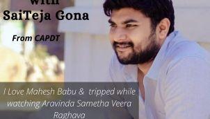 S5 E03 | Cool Talk with SaiTeja Gona | CAPDT | conversations | Telugu podcast