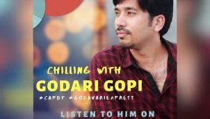 S5 E01 | Chilling with Godari Gopi | Part 1 | CAPDT | GodavariExpress| conversations|Telugu podcast