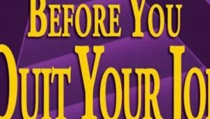 BEFORE YOU QUIT YOUR JOB   10 Easy Tips To Build A Multimillion-Dollar Business Robert T. Kiyosaki
