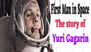First Man in Space: The story of Yuri Gagarin