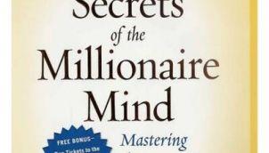 Secret of the'MILLIONAIRE'mind by ' T HARV EKER'