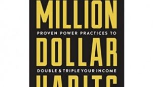 HABITS that MADE 5 million MILLIONAIRES in 10 YEARS | MILLION DOLLAR HABITS by Brian Tracy |