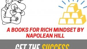 Think and Grow Rich book by Napoleon Hill