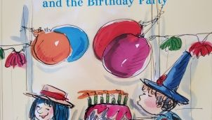 Iris and Walter and the Birthday Party- Part 2