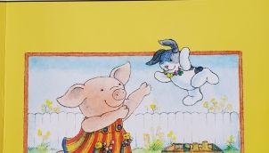 Oliver and Amanda Pig - Part 1
