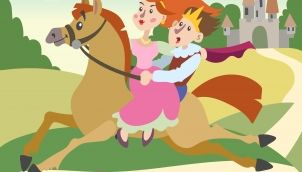 Discover How to Pick the Perfect Prince with this Fun Fractured Fairytale - Storytelling Podcast for Kids - The Young and Dashing Princess:E127