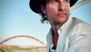Matthew McConaughey Catches Life's Greenlights