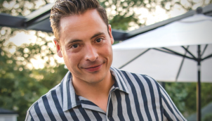 """Jeff Mauro on the """"Come On Over"""" Mentality & Proper Sandwich Protocol"""