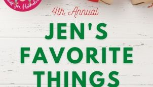 Jen's Favorite Things – The 4th Annual Holiday Gift Guide