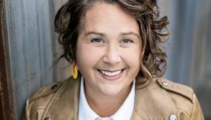 2020 Heroes Build Bridges Over Walls: Combat Vet Diana Oestreich