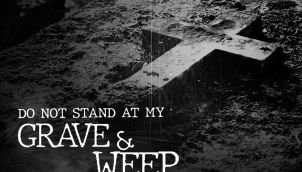 Do Not Stand at My Grave and Weep - A Heart Touching Poem by Mary Elizabeth Frye   Recited by Simerjeet Singh   Powerful Life Poetry