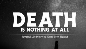 DEATH Is Nothing At All - A Life Changing Poem by Henry Scott Holland   Recited by Simerjeet Singh   Poetry That Inspires