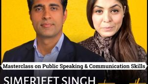 How to master the Art of Public Speaking   Masterclass on Public Speaking & Communication Skills with Simerjeet Singh and Maz Ifzal