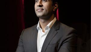 Simerjeet Singh at the 9th USLS 2018