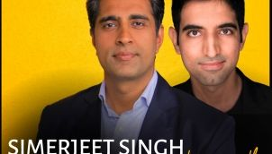 Simerjeet Singh in conversation with #1 Bestselling author Yogesh Chabria   Beginners Mind Series   Talks with the Experts
