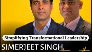 How to be a Transformational Leader?   Simerjeet Singh and Vikrant Viniak   Leadership Motivation - Transformational Leadership