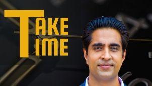 Take Time Poem by Liam Porter   Recited by Simerjeet Singh   Inspirational Poem