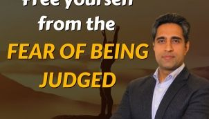 Free Yourself from the Fear of being Judged   Simerjeet Singh's message for aspiring Motivational Speakers
