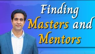 How to Find a Mentor in Life   Finding Masters and Mentors by Simerjeet Singh   AskSJS English