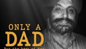 Only a DAD - A dedication to Fathers by Edgar Albert Guest   Happy Father's Day   Recited by Simerjeet Singh