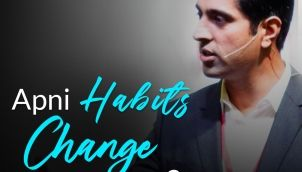 How to change your habits by Simerjeet Singh
