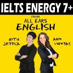 IELTS Energy English Podcast