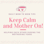 Keep Calm Mother On! with Christy Thomas