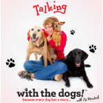 Talking with the dogs!