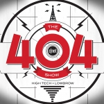 The 404 Show (MP3)