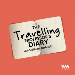 The Travelling Professor's Diary