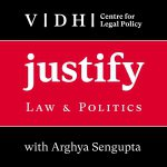 Justify - a podcast on law and politics in India