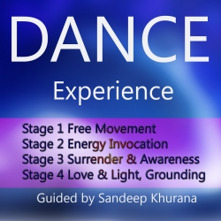 Dance Guided Meditation 60 minutes