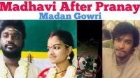 Madhavi after Pranay