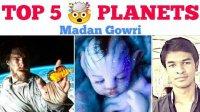 Top 5 Crazy 🤯 Planets | Tamil | Madan Gowri | MG